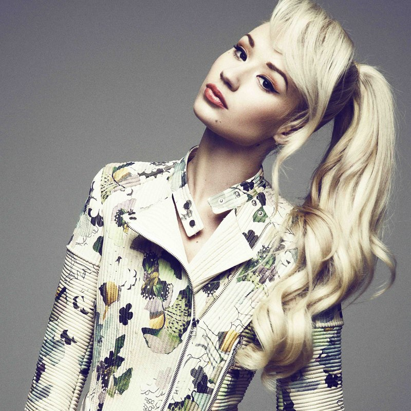 "Iggy Azalea Announces ""The New Classic Tour"""