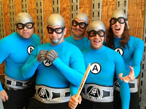 The Aquabats Announce 20 Year Anniversary Tour