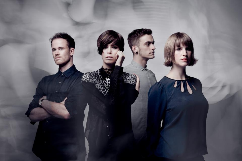 The Jezabels' Fall North American Tour – GALLERY