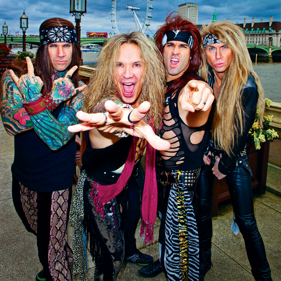 Steel Panther's Winter North American Tour 2016 – GALLERY
