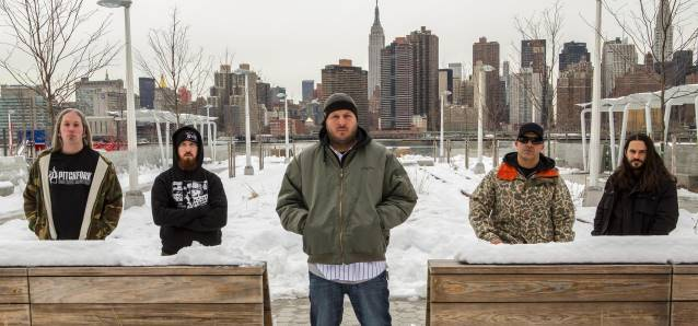 """Sworn Enemy Announce the """"Living On Borrowed Time Tour"""""""