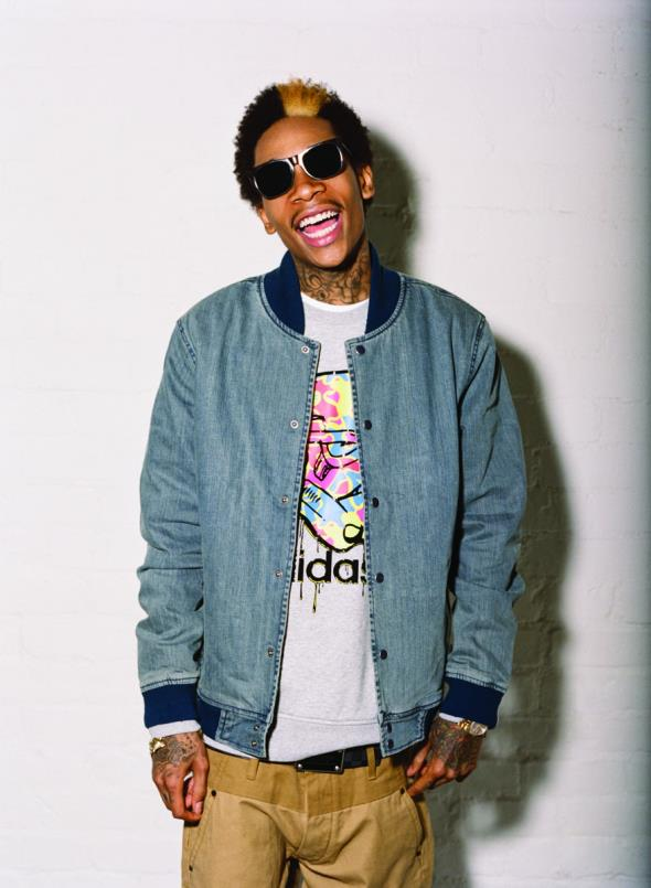 "Wiz Khalifa Announces ""Under The Influence Of Music Tour"""