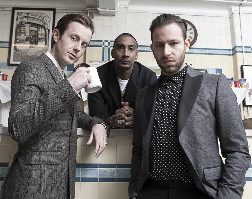 "Chase & Status Announce North American ""Brand New Machine Tour"""