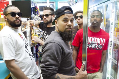 "¡Mayday! and MURS Announce ""¡MURSDAY! Tour 2014"""