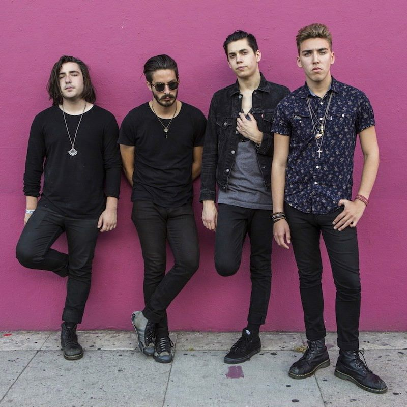 Bad Suns Add Dates To North American Tour