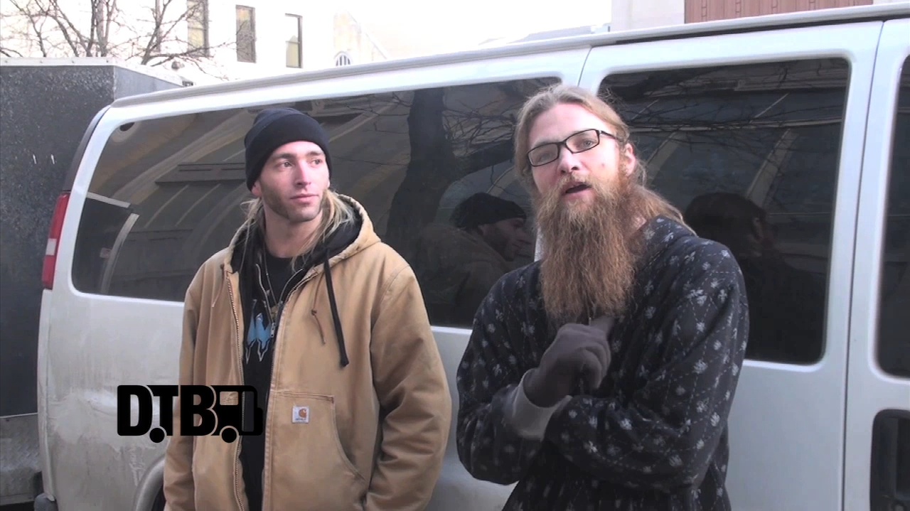 Battlecross – DREAM TOUR [VIDEO]