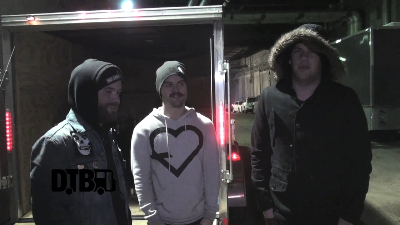 Beartooth – DREAM TOUR [VIDEO]