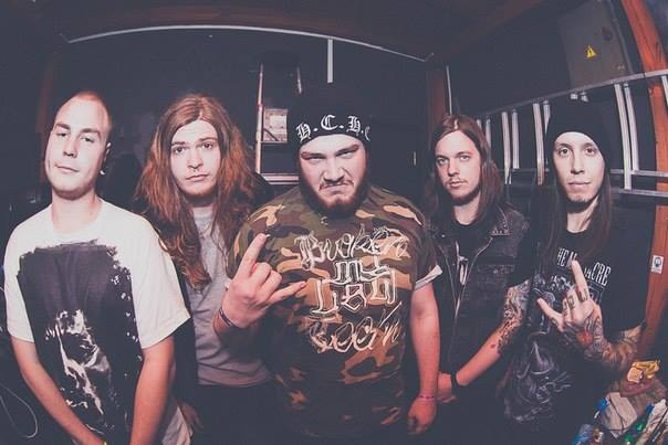 "Black Tongue Drops Off ""Ashes to Ashes Tour"""