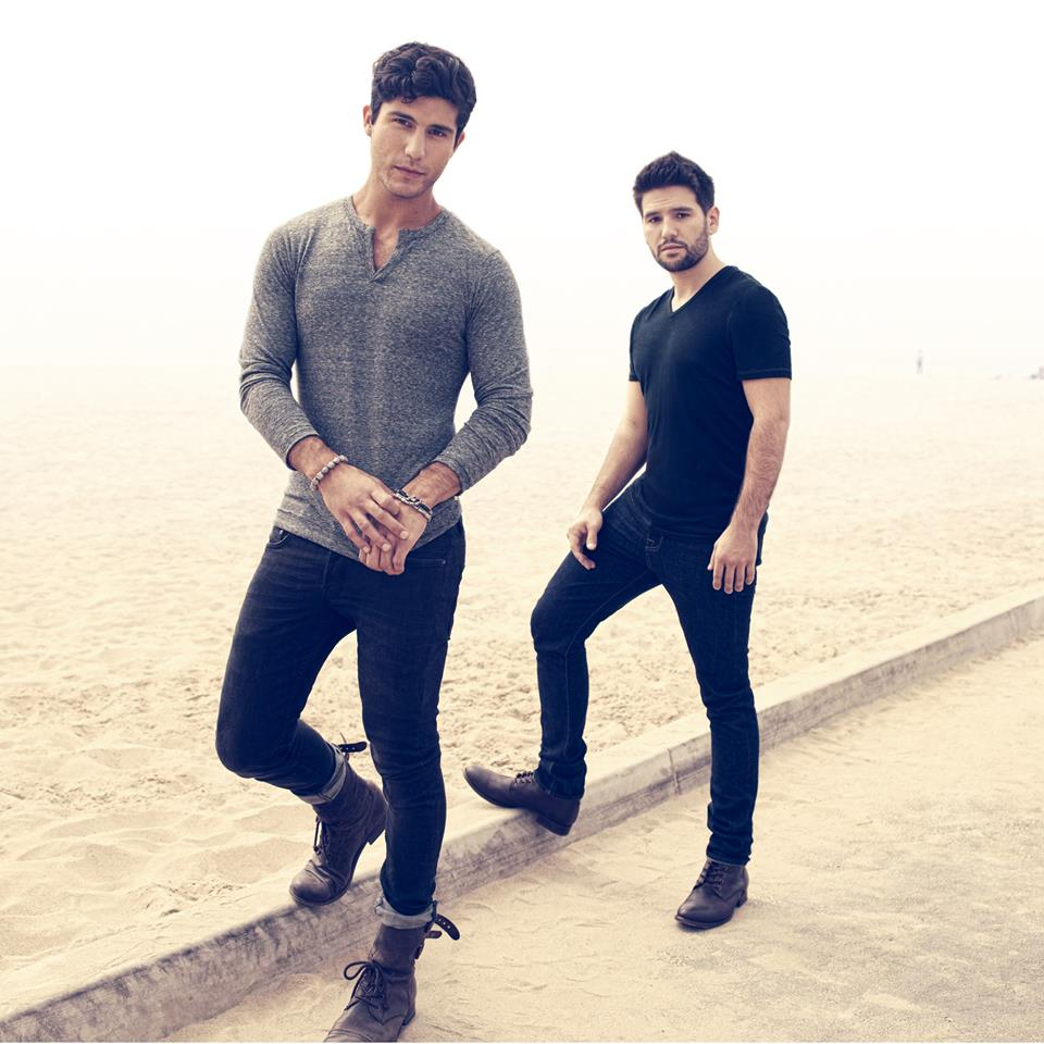 "Dan + Shay Announce the ""Where It All Began Tour"""