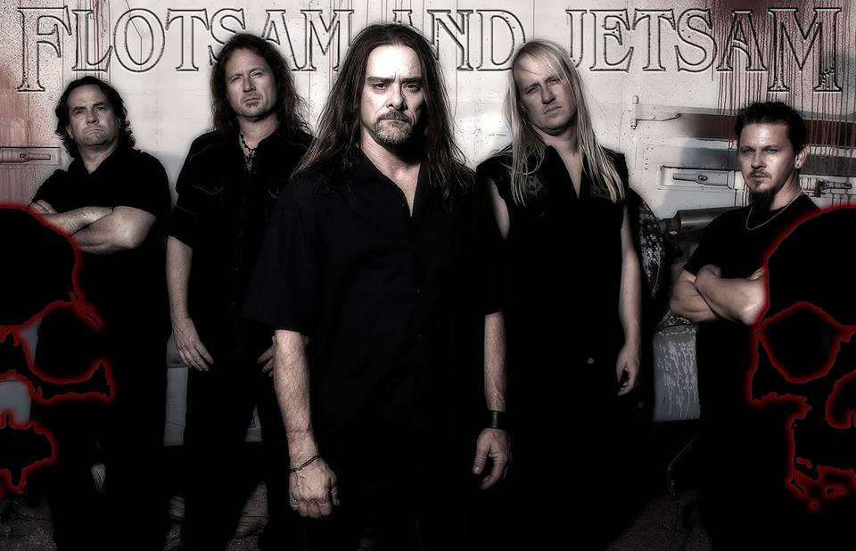 "Flotsam and Jetsam Announces ""No Place On Tour 2014"""