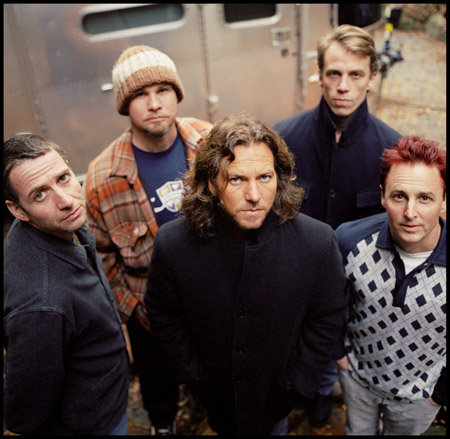 Pearl Jam Announces Fall U.S. Tour