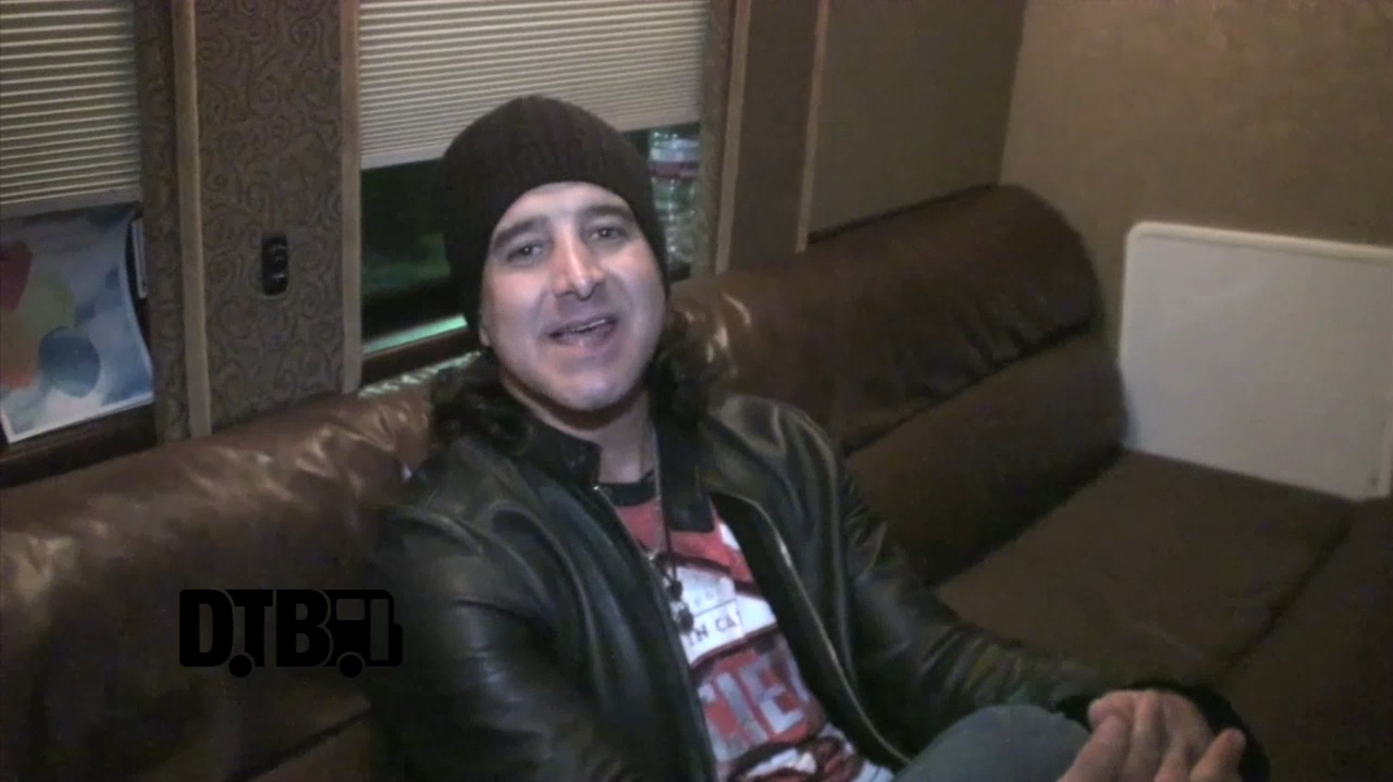 Scott Stapp (of Creed) – DREAM TOUR [VIDEO]