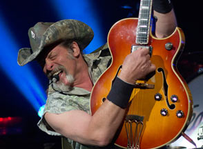 Ted Nugent Announces Tour & New Album