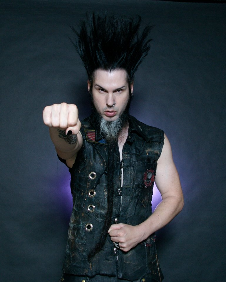 "Wayne Static and OTEP Announce ""The Civil Unrest Tour"""