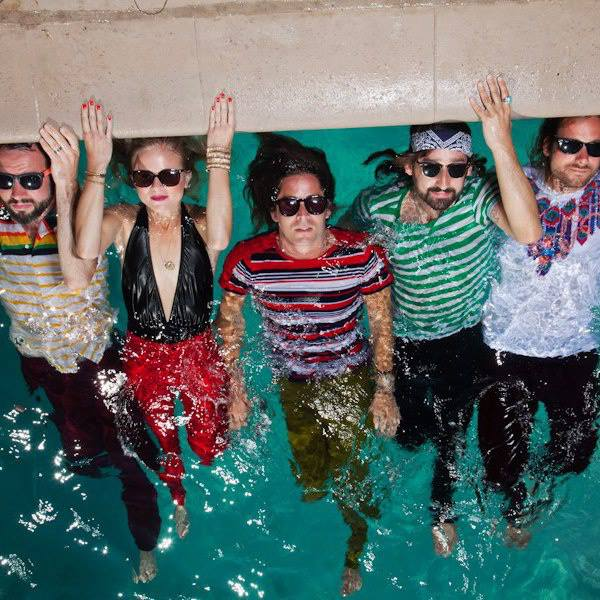 "Youngblood Hawke Announce ""The Pressure Tour"""