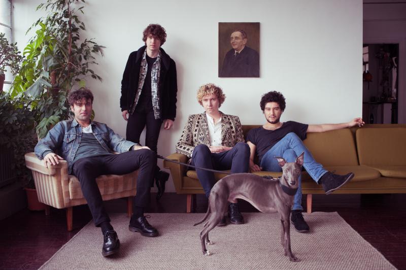 The Kooks Adds Dates to North American Tour