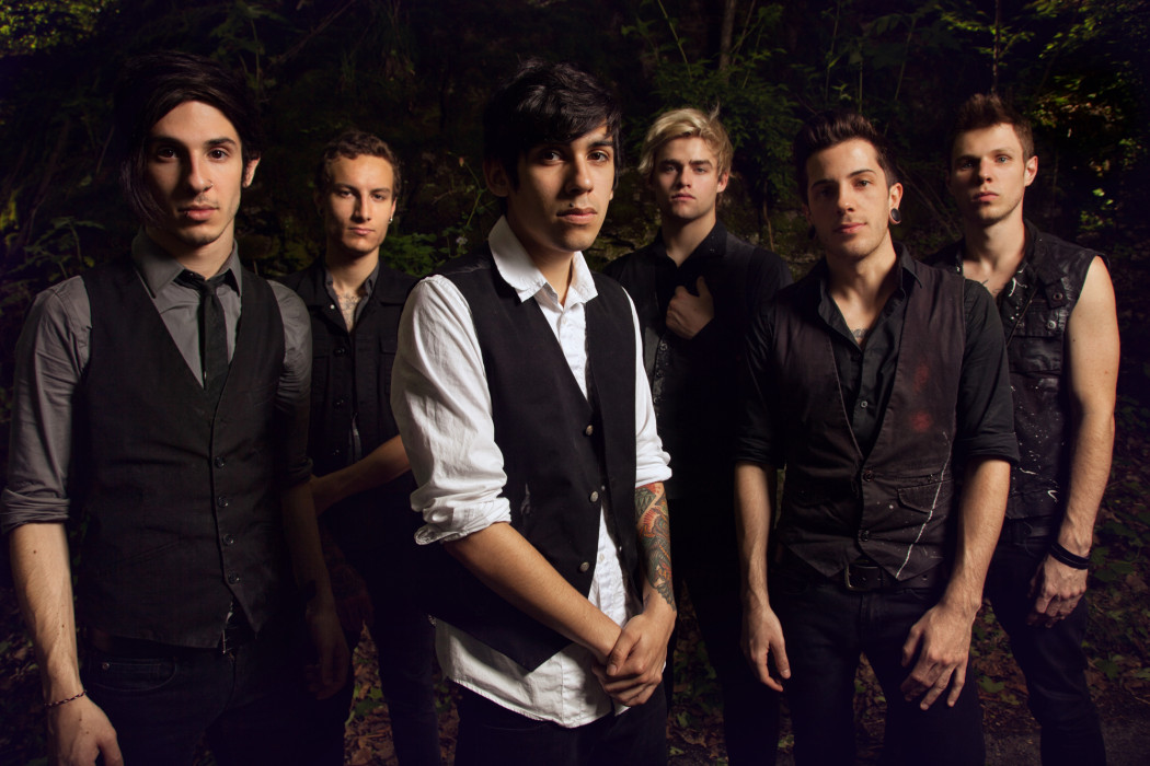 "Crown the Empire Announce ""Welcome to the Resistance Tour"""