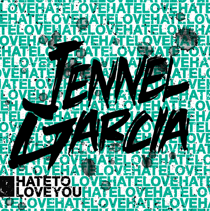 """Jennel Garcia """"Hate To Love You"""" Song Premier / Signed Lyric Sheet & T-shirt Giveaway"""