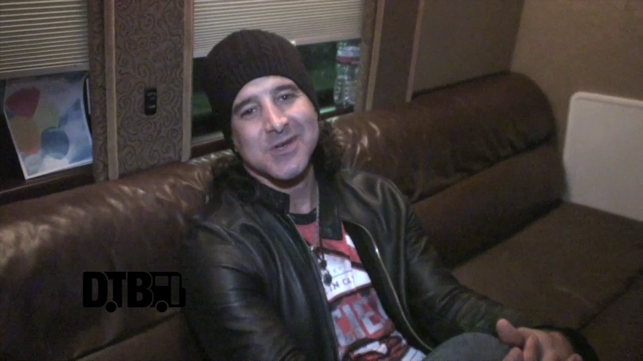Scott Stapp (of Creed) – CRAZY TOUR STORIES [VIDEO]