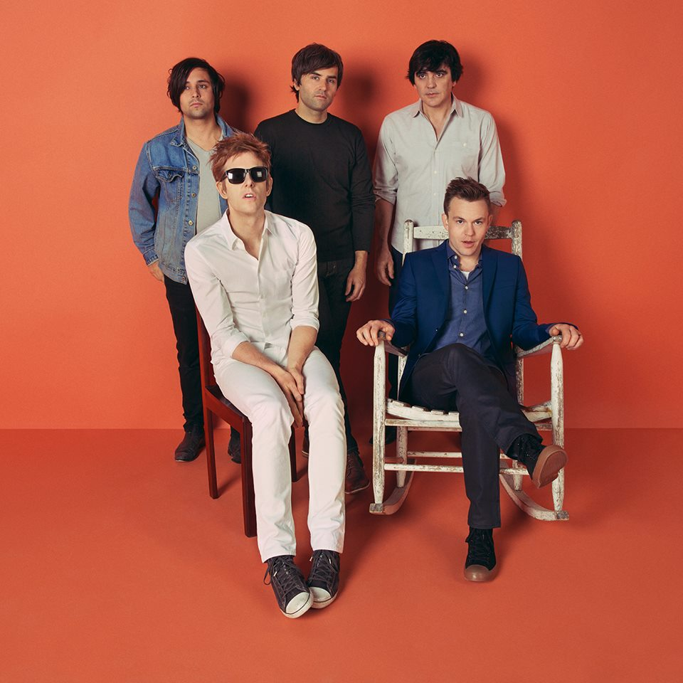 Spoon Announce North American Tour