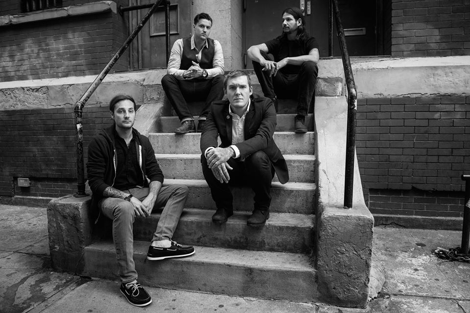 The Gaslight Anthem Announce Spring North American Tour