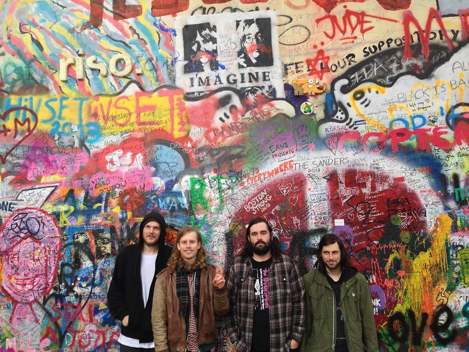 The Sidekicks Announce North American Tour