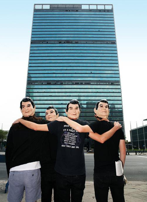 United Nations Announce Summer U.S. Tour