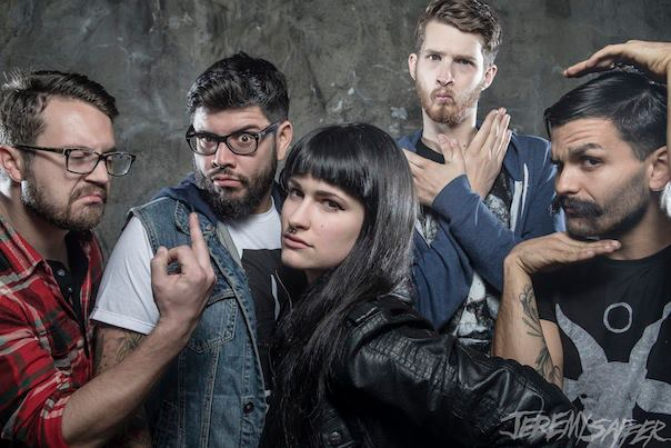 Iwrestledabearonce's Trailer Stolen While Preparing For Tour/Set Up GoFundMe Page