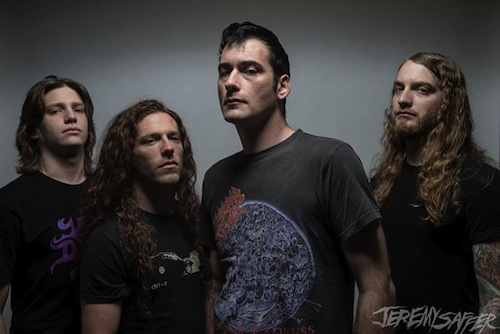 "Arsis Announces ""A Decade of Guilt Tour"""