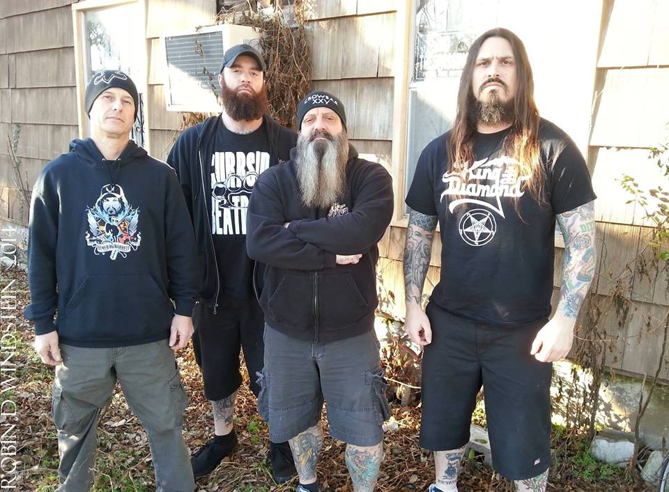 "Crowbar Announces ""Symmetry In Black North American Tour 2014"""