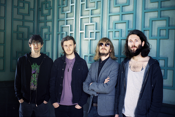 Dry The River Announce Co-Headline North America Tour With Nathaniel Rateliff