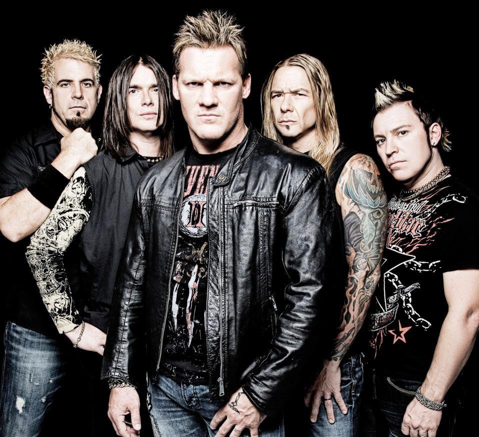 "Fozzy Announces ""Cinderblock Party Tour"""