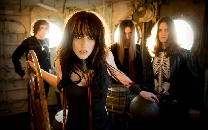 """Halestorm Add Dates to """"Carnival Of Madness Tour"""""""