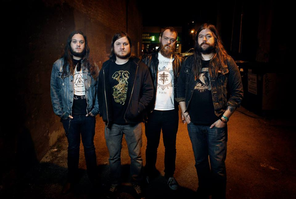 """Pallbearer Added To The """"Decibel Magazine Tour"""" With At The Gates + More"""