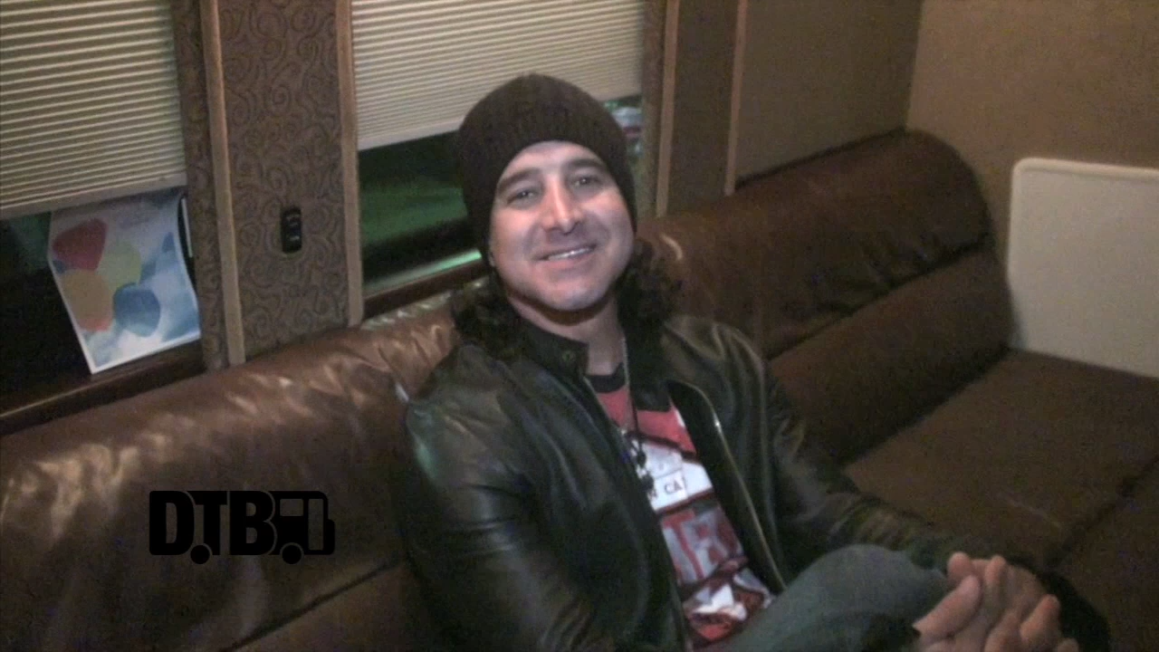 Scott Stapp (of Creed) – TOUR TIPS [VIDEO]