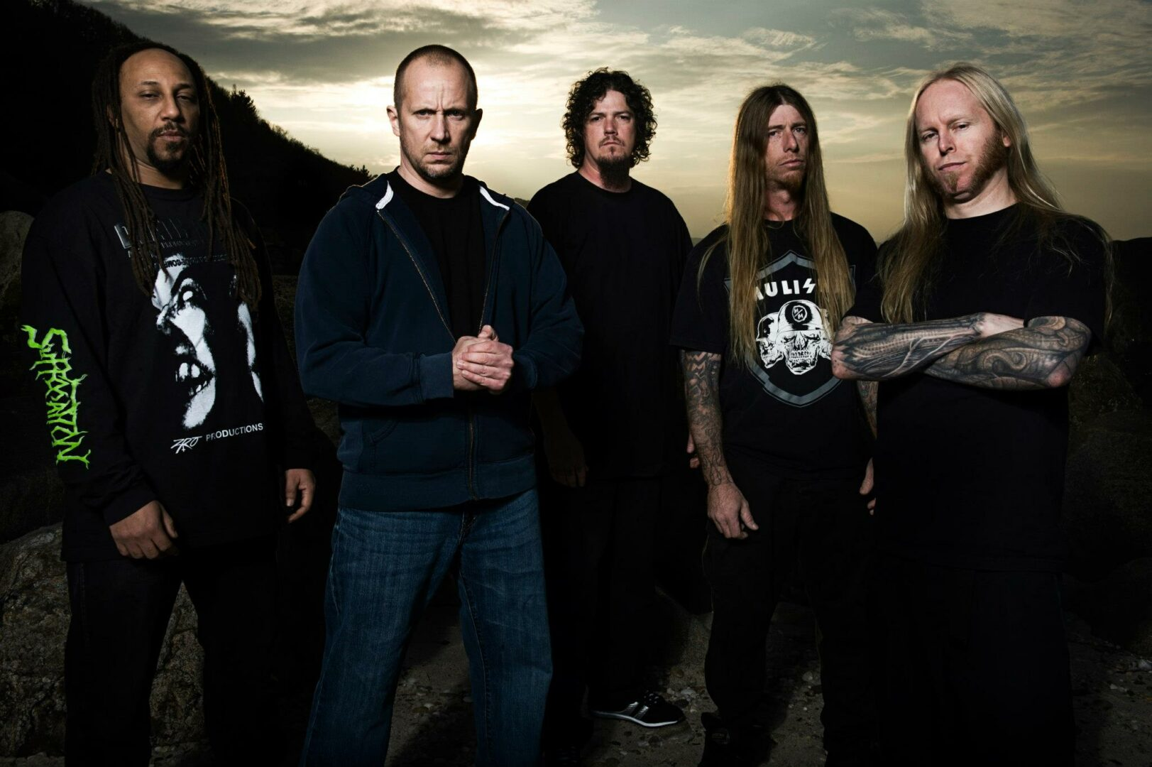 """Suffocation Announce """"The Tyrants of Death European Tour 2016"""""""