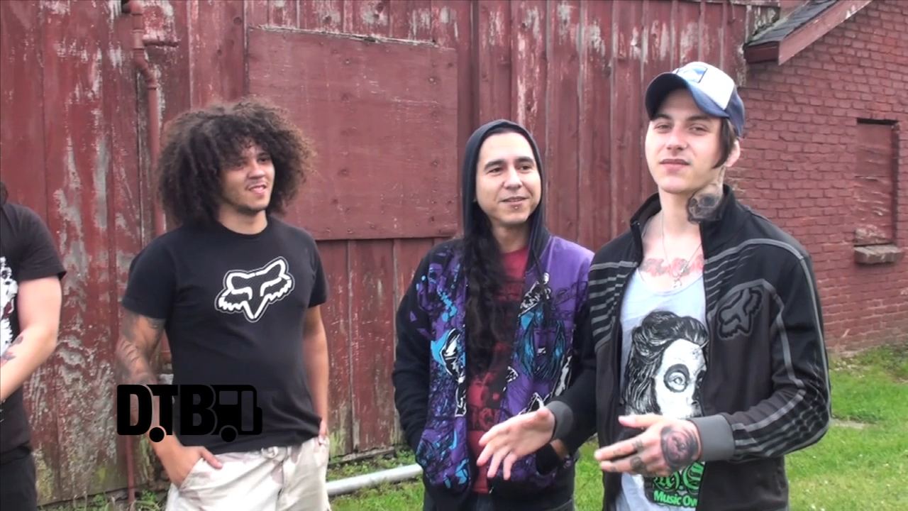 Black Tide – CRAZY TOUR STORIES [VIDEO]