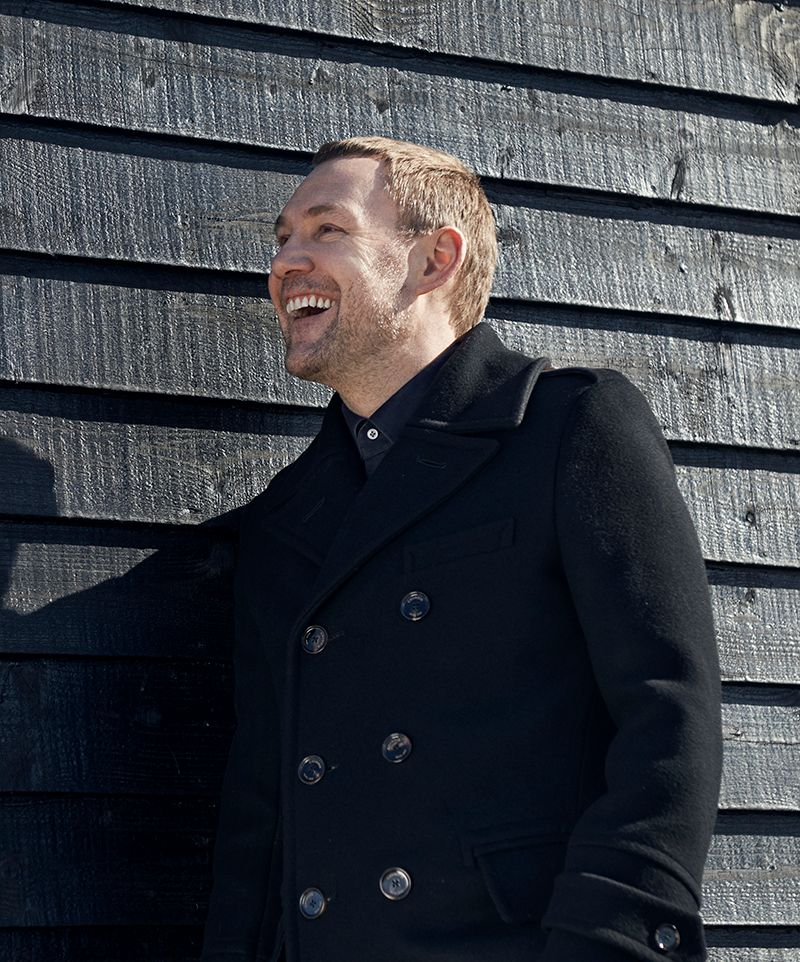 David Gray Adds New Dates to North American Tour