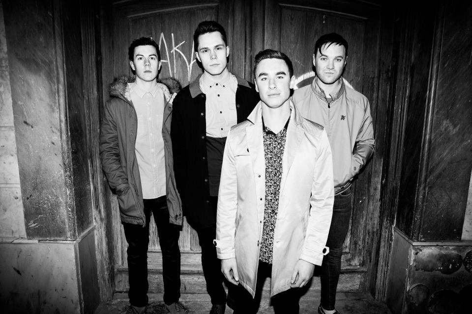 "Don Broco Announce ""Kerrang Tour 2015"" in the UK"