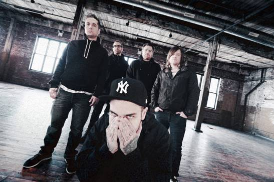"Emmure Announces European ""The Mosh Lives Tour"" With Caliban"