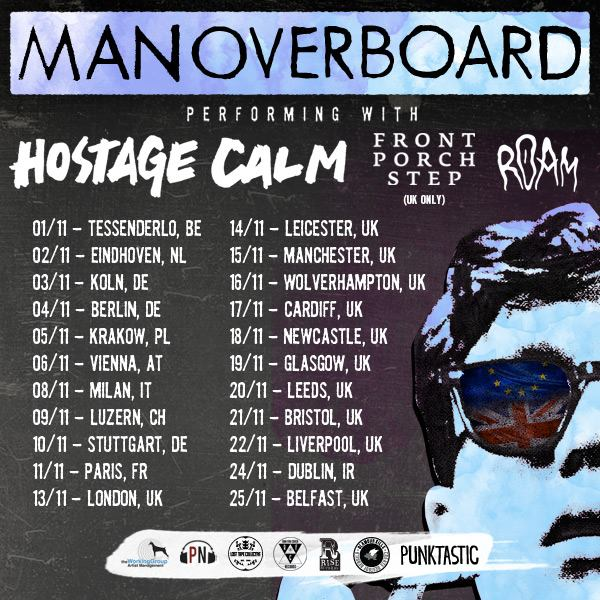 Man Overboard-poster