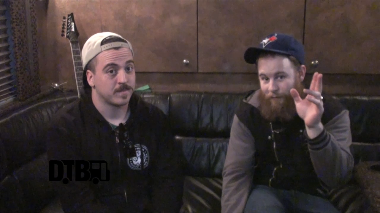 Protest The Hero / The Safety Fire – CRAZY TOUR STORIES [VIDEO]