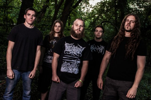 "Rivers of Nihil Announce ""The Reading Rainbow Tour"" with Black Crown Initiate"