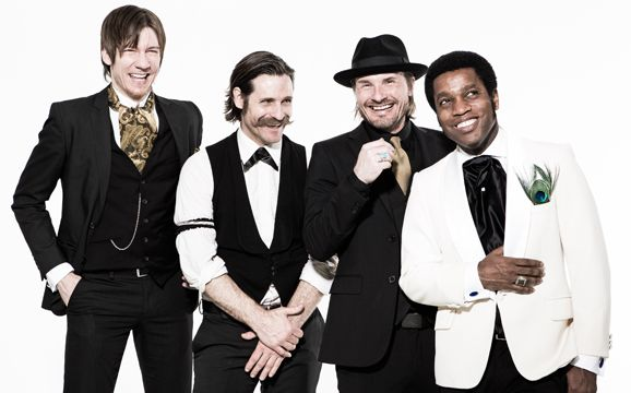 "Vintage Trouble Announces North American ""The Swing House Sessions Tour"""