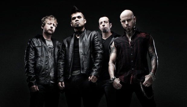 """Drowning Pool Announces Second Leg Of """"Unlucky 13 Anniversary Tour"""""""