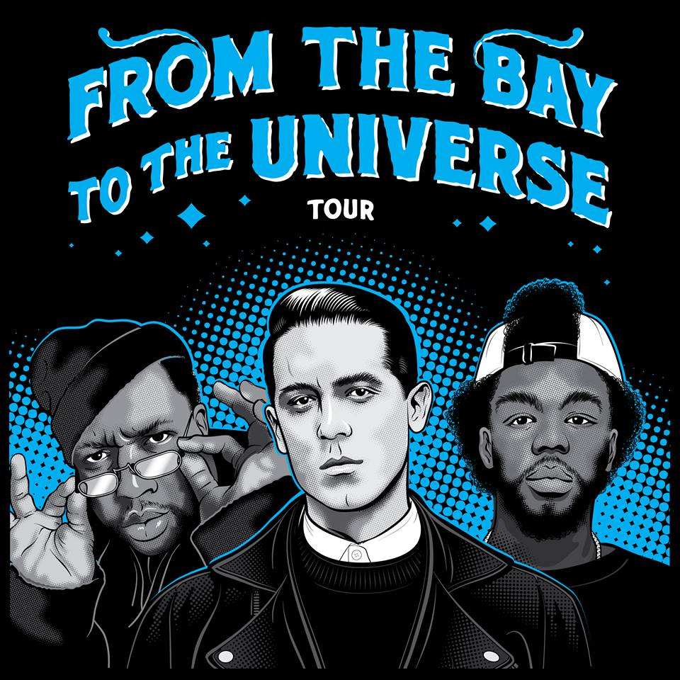 From-The-Bay-To-The-Universe-Tour-poster