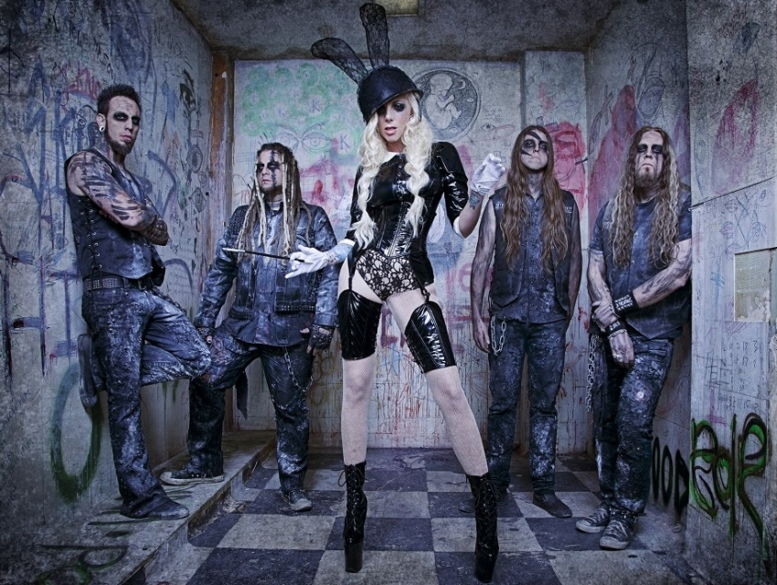 "In This Moment Adds Dates to the ""Black Widow Tour"""