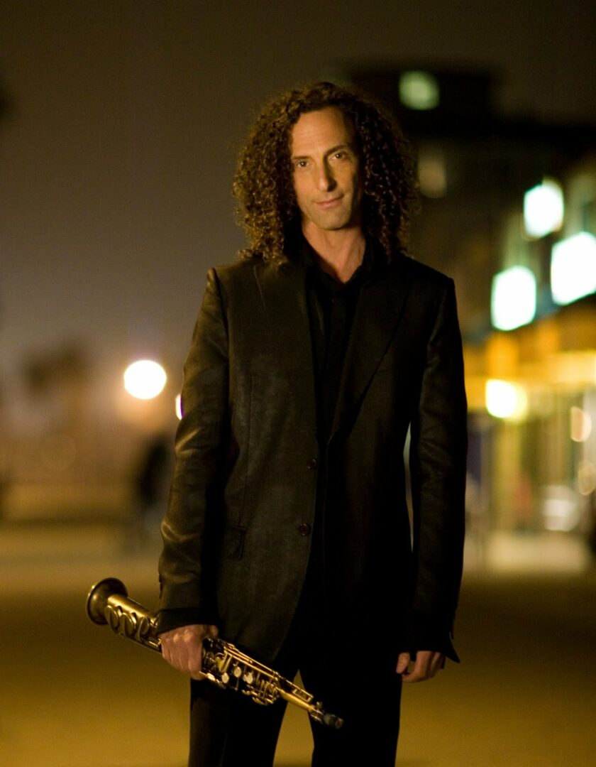 Kenny G Announces World Tour