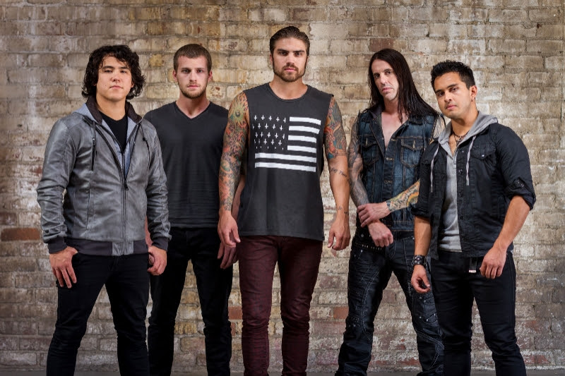 Letters From The Fire Announces U.S. Tour Dates With Pop Evil + More