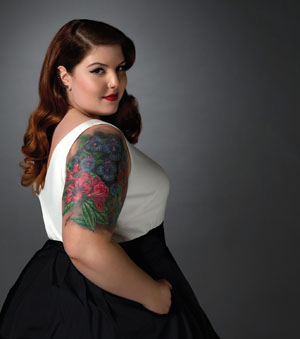 "Mary Lambert Announces ""Heart On My Sleeve Tour"""